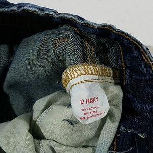 Arizona Jean Company Bottoms - Arizona boys straight Jean's 12 husky